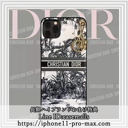 Christian Dior iPhone11pro maxケース クラシカル