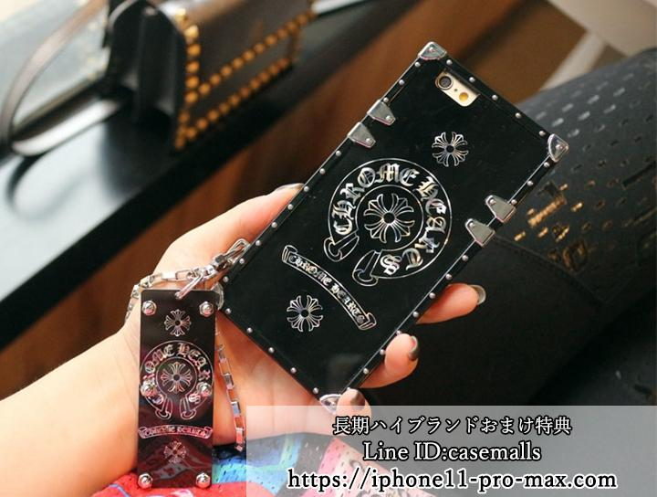 iphone11 chrome hearts case